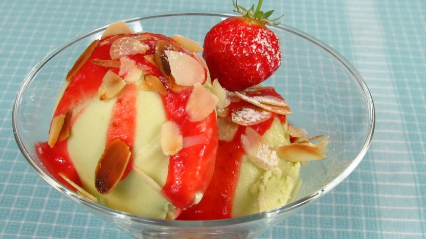 Avocado Frozen Joghurt