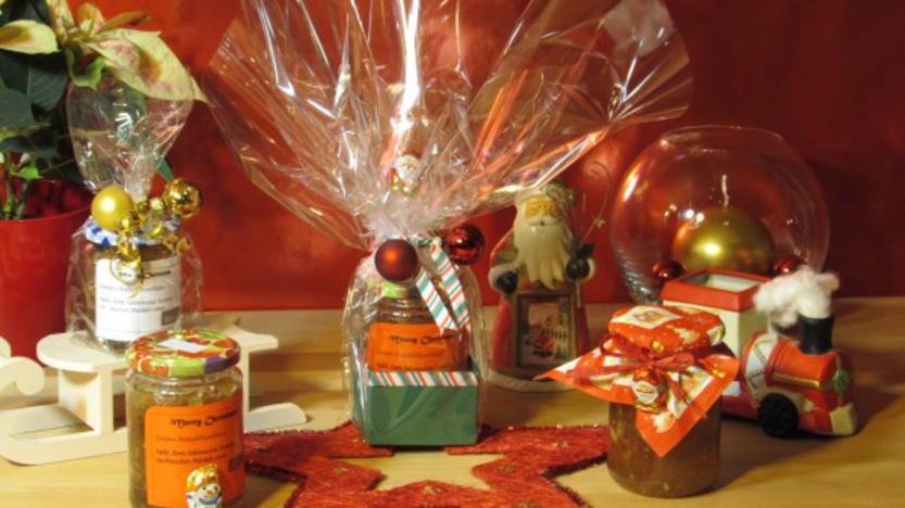 Bratapfelkonfitüre eine Do It Yourself Last Minute Weihnachtsgeschenkidee