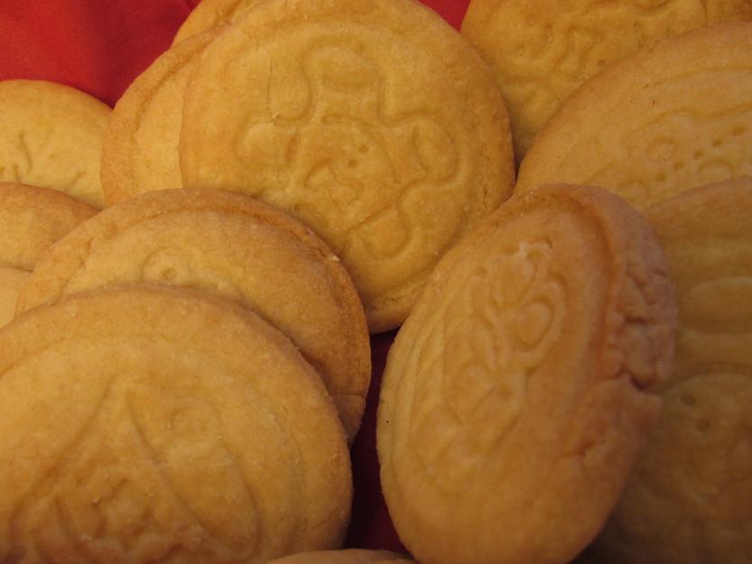 Butter-Vanille-Taler
