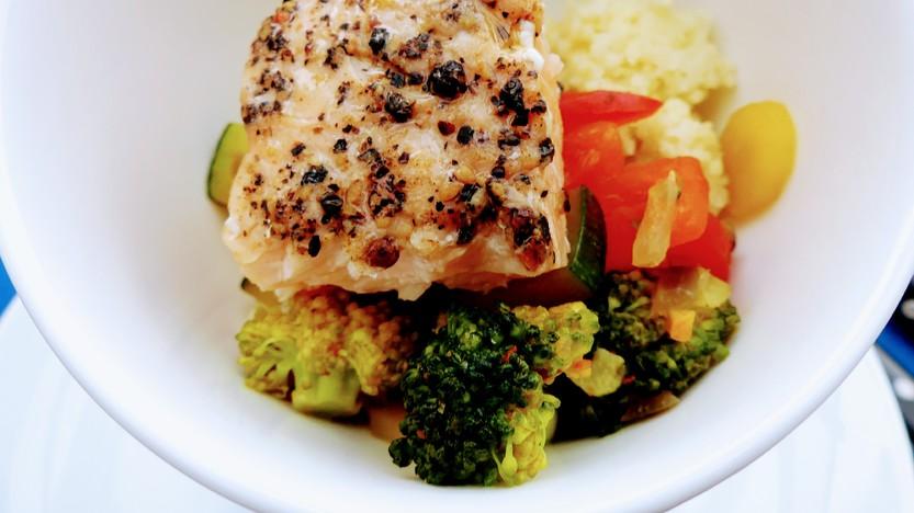 Einmal kulinarisch um die ganze Welt: Couscous Tunisien à la Gabi