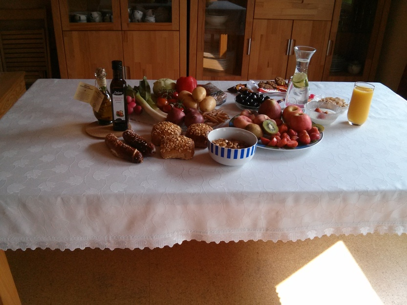 Lebensmittel Teil 1