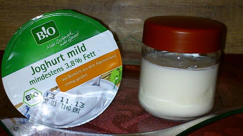 Joghurt Teil 2
