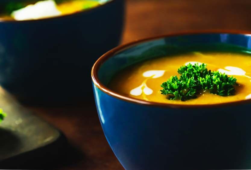 Rezept Hokkaido Kürbissuppe | einfach und gut