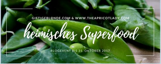 """Passend zum<em>Superfood Ei</em> veranstalten die Sina von <a href=""""https://giftigeblonde.com"""">giftigeblonde</a>und <a href=""""http://www.theapricotlady.com/"""">The Apricotlady</a> Christina ein Blog Event zum Thema<a href=""""https://giftigeblonde.com/2017/09/10/blogevent-heimisches-superfood/""""> heimisches Superfood</a>, an dem ich mit diesem Rezept nun teilnehme."""