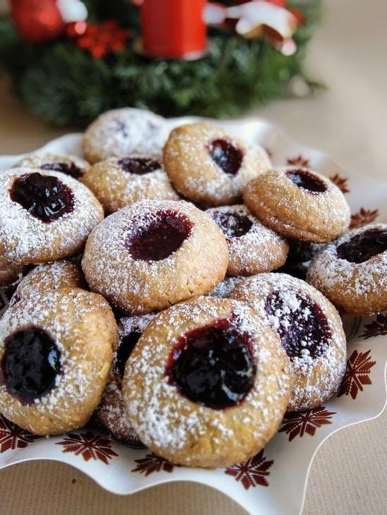 Lasst Euch die Kekse schmecken!