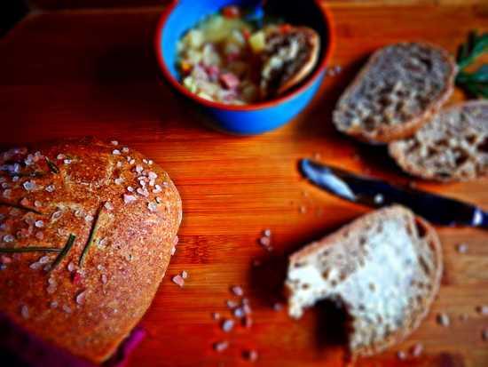 Lasst Euch das Brot schmecken!
